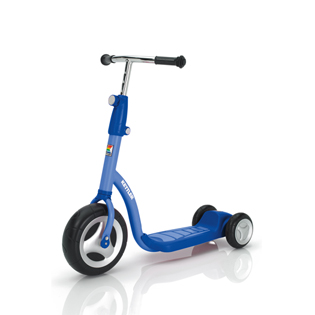 Scooter Blue